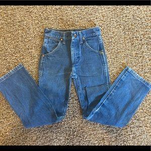 Boys Wrangler jeans, 7 Slim